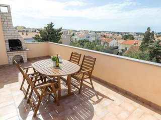 Novalja Apartment Sleeps 4 with Air Con - 5791591
