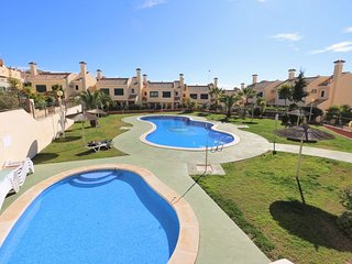 VDE-059 Cosy town house in Campoamor Golf with pool