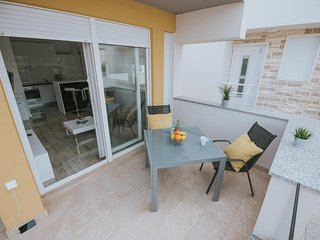 Novalja Apartment Sleeps 2 with Pool and Air Con - 5792692