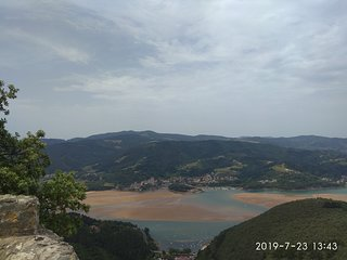 Piso de 3 hab. con terraza vistas a Urdaibai