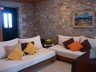 Gytheion Apartment Sleeps 3 with Air Con and WiFi - 5767289