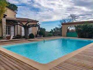 La Bastide - Belle maison 10p - Piscine