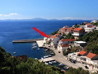 Smokvica Apartment Sleeps 4 with Air Con and WiFi - 5462862