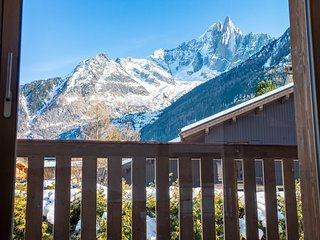 Brand New Chalet In Chamonix Les Praz For 6 People