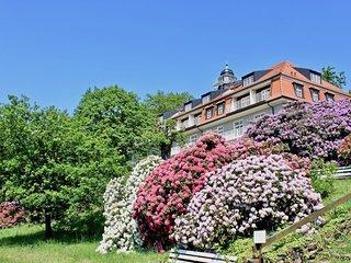 Ferienwohnung Natur und Kunst, 5-Sterne-Wohnung