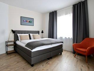 Bis-4433 . Stillvolles Apartment im Belgischen Viertel