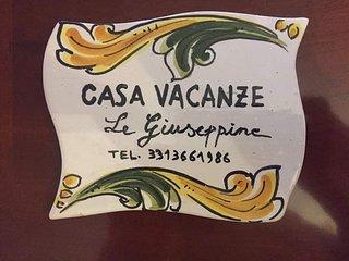 Casa Vacanze Le Giuseppine