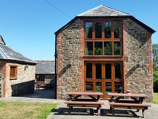 The Stone Barn at Beer Mill Farm Conservation Project