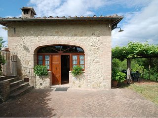 Montalcinello Cottage Sleeps 3 - 5711288
