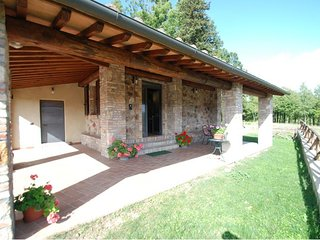 Monticiano Cottage Sleeps 3 with Air Con and WiFi - 5711277
