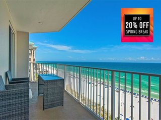 DLX BEACHFRONT View *Resort! Pool~Hotub +FREE Perks & $100 LiveWell30A Credit