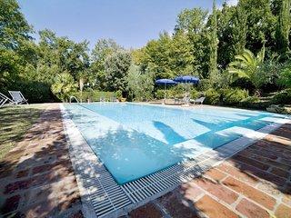Borgo San Lorenzo Villa Sleeps 5 with Pool Air Con and WiFi - 5696021
