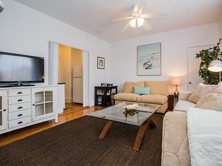 Fully Furnished Boston Condominium w/ Front Porch