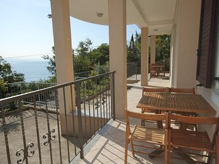 Medveja Apartment Sleeps 7 with Air Con and WiFi - 5467533