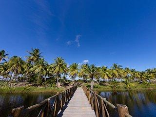 Jardim das Bromélias Vilas e Reserva - Bangalôs