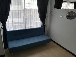 Encantador apartamento completo tipo LOFT, centrico - WIFI