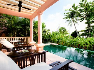 Ban Karon Villa Sleeps 3 with Pool and Air Con - 5823238