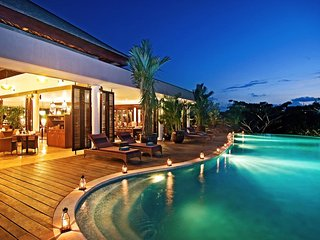 G_Three-Bedroom Private Pool Villa with Free Benefits - Breakfast - Family