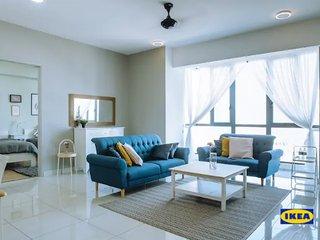 PY| Tremendous Seaview Jazz Suite | 西式壮观海景两房一厅公寓