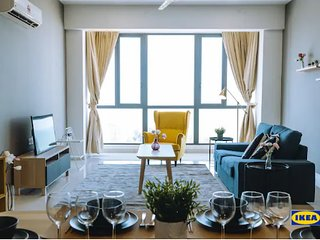 PY | Comfy Seaview Jazz Suite | 精简舒适两房一厅公寓