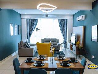 PY| Modernize Seaview Jazz Suite | 现代化无敌海景两房一厅公寓