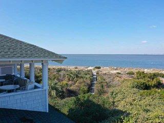 Beachfront, BHI & Shoals Club, Golf, 3 Owner Suites, Fantastic Views of Ocean, S