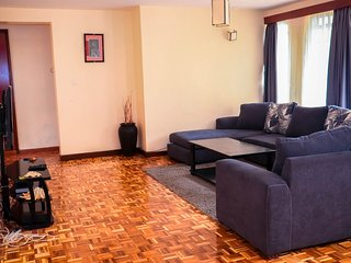 Cosy 3 Bedroom Fully Furnished Serviced Apartments