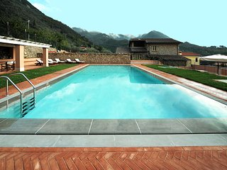 Luxury Villa with Pool 15 minutes from the Beach. Tuscany. Villa La Melangola