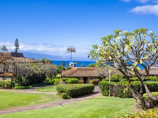 Upgraded Kaanapali Plantation 2 bed / 2 ba.  A/C + complimentary parking  - 10 m