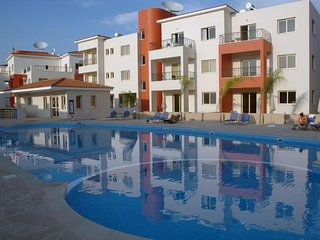 Luxury Cyprus apartment WIFI, Welcome Pack and UK TV included