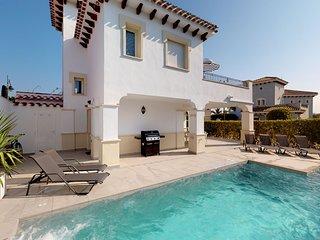 Villa Cerezo - A Murcia Holiday Rentals Property