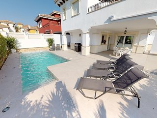 Villa Cerezo - A Murcia Holiday Rentals Property