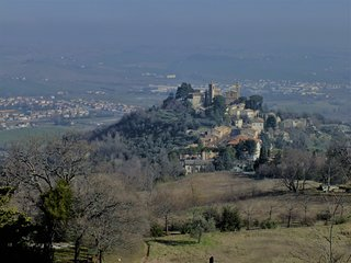 Cottage From 14th Century In Le Marche Region