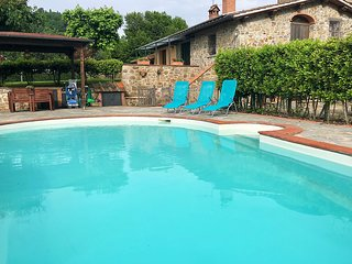 Villa Podere La Casa in Chianti, Tuscany