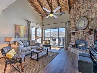 Modern Couples Condo w/ Loft + Wheeler Peak View!