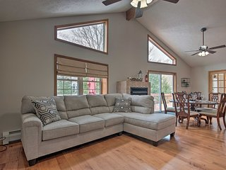 NEW! Arrowhead Lake Home w/ Game Room & Fire Pit!