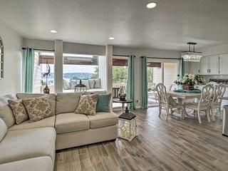 Lakefront Resort Living: Pool, Golf, Tennis & More