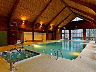 Deluxe Suite Near Sapphire Valley Ski Area w/ Resort Indoor Pool., WiFi & More