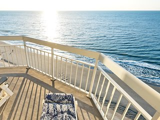 Water's Edge Resort Suite 1509 1BR/2BA Oceanfront Condo, Penthouse Floor