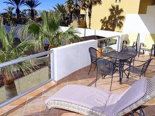 Beautiful 2 Bedroom Condo on the Sea of Cortez at Las Palmas Resort BN-205