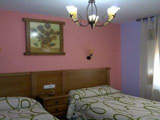 Castellar de Santiago Cottage Sleeps 2 with Air Con - 5785283