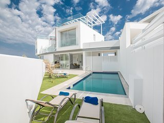 Protaras Olivine Villa OL23, 2 Bed with pool and a roof garden