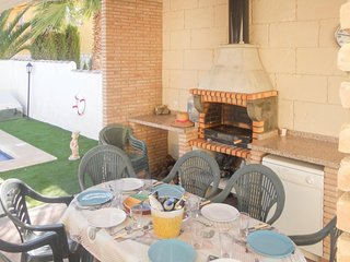 Camposol Villa Sleeps 5 with Pool Air Con and Free WiFi - 5677047