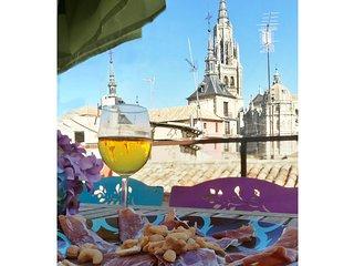 Una cerveza o copa de vino con el sonido de las campanas de fondo... ¿te apetece?