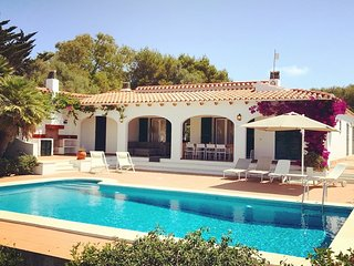 VILLA RAIA, Binibeca Nou - 5 bed with private pool close to Beach & Restaurants