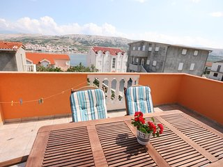 Pag Apartment Sleeps 5 with Air Con - 5465922