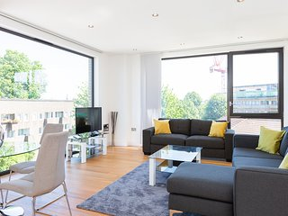 Penthouse In Maida Vale, Near Paddington