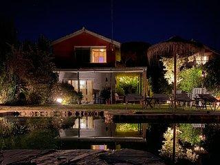 Casa de campo Lago de la Encantada