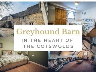 Greyhound Barn