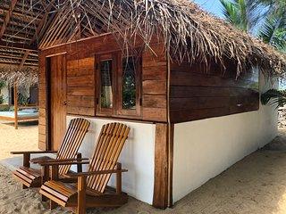 Sand cabana